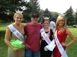 bob and the beauty queens