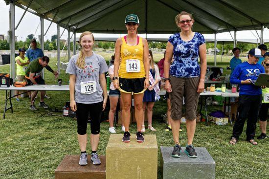 14-5K women podium