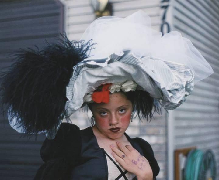 2-Cady bring lead Halloween