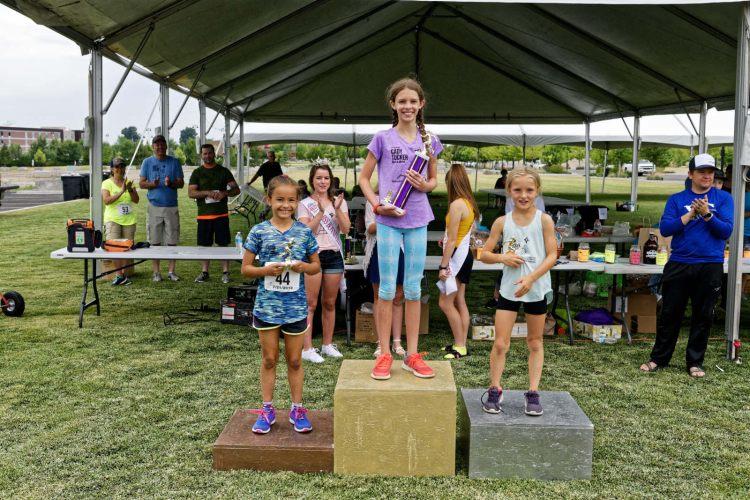 Girl's relay