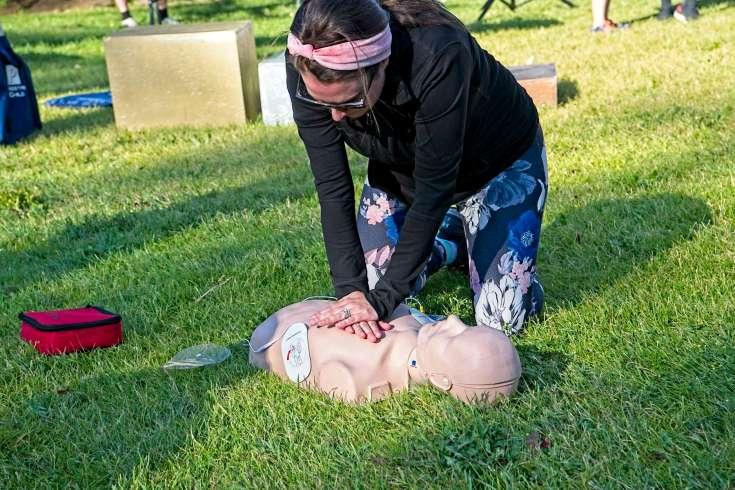 KRob Hall CPR11