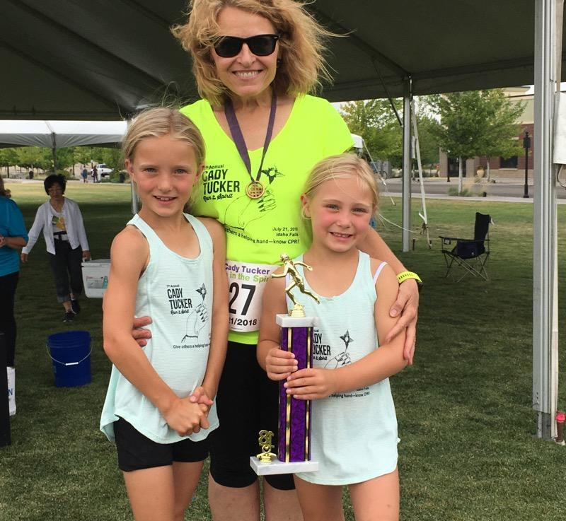 8th Annual Cady Tucker Run in the Spirit, July 20, 2019